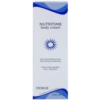 Synchroline Nutritime Körpercreme zum nähren und Feuchtigkeit spenden 2