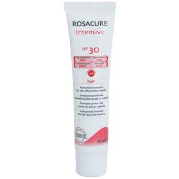 Synchroline Rosacure Intensive захисна емульсія для чутливої шкіри зі схильністю до почервоніння SPF 30