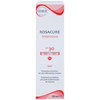 Synchroline Rosacure Intensive zaščitna emulzija za občutljivo kožo nagnjeno k rdečici SPF 30 2
