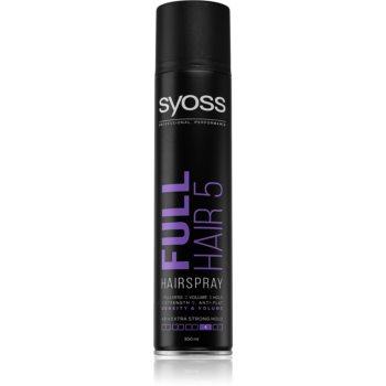 Syoss Full Hair 5 Haarspray mit extra starkem Halt 300 ml