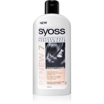 Syoss Renew 7 Complete Repair balsam pentru par deteriorat imagine produs