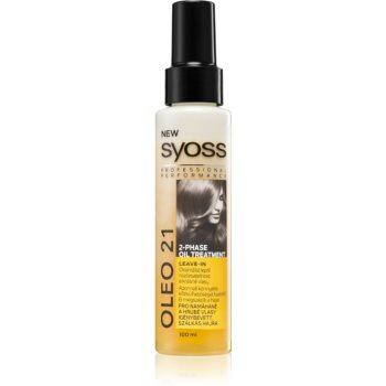Syoss Oleo 21 tratament cu ulei imagine produs