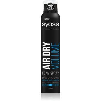 Syoss Air Dry Volume spuma pentru pãr cu volum imagine produs