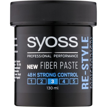 Syoss Re-Style gel modelator pentru coafura pentru barbati