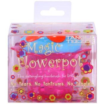 Tangle Teezer Magic Flowerpot Четка за коса за деца 4