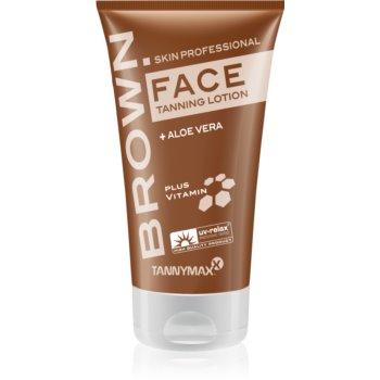 Tannymaxx Brown Face Crema de bronzare la solar pentru un bronz de lunga durata imagine produs