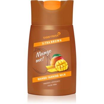 Tannymaxx X-tra Brown Mango Me Lapte de bronzare la solar pentru intensificarea bronzului imagine produs