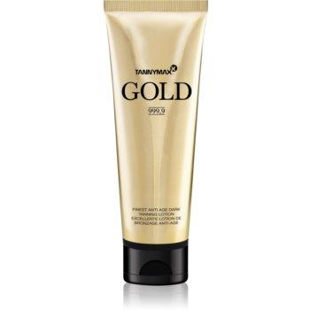 Tannymaxx Gold 999,9 Crema de bronzare la solar mentinerea bronzului imagine produs