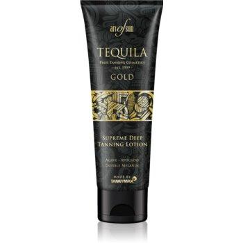 Tannymaxx Art Of Sun Tequila Gold Crema de bronzare la solar mentinerea bronzului