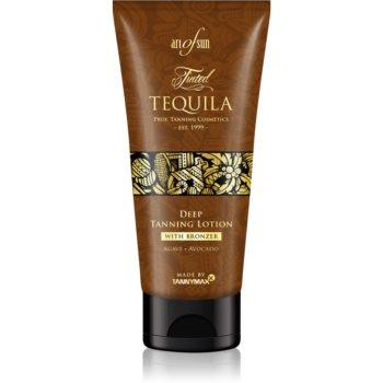 Tannymaxx Art Of Sun Tinted Tequila cremă de protecție solară pentru solar pentru un bronz de lunga durata