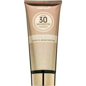 Tannymaxx Protective Body Care SPF lapte de corp pentru soare rezistent la apa SPF 30