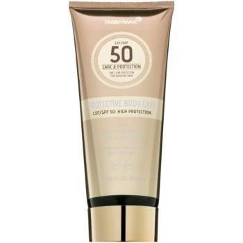 Tannymaxx Protective Body Care SPF lapte de corp pentru soare rezistent la apa SPF 50