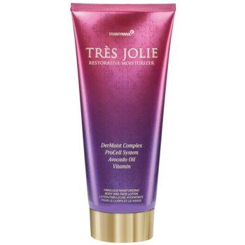 Tannymaxx Trés Jolie crema hidratanta corp si fata