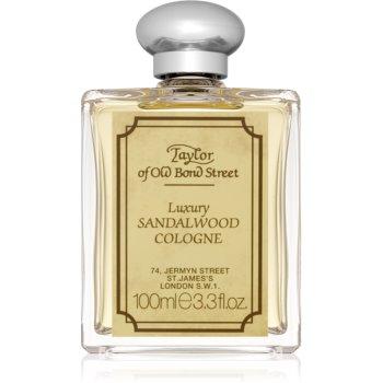 Taylor of Old Bond Street Sandalwood eau de cologne pentru barbati