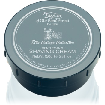 Taylor of Old Bond Street Eton College Collection crema de barbierit  150 g