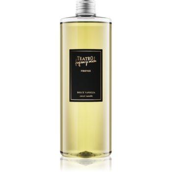 Teatro Fragranze Dolce Vaniglia reumplere în aroma difuzoarelor (Sweet Vanilla)
