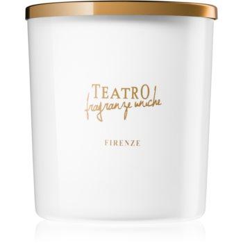 Teatro Fragranze Bianco Divino lumanari parfumate 180 g