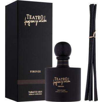 Teatro Fragranze Tabacco 1815 aroma difuzor cu rezervã 100 ml