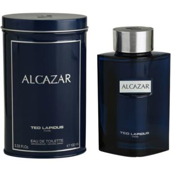 Ted Lapidus Alcazar туалетна вода для чоловіків