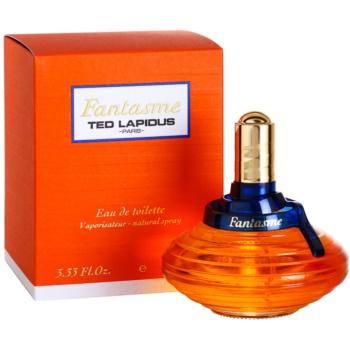 Ted Lapidus Fantasme Eau de Toilette pentru femei