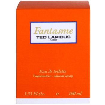 Ted Lapidus Fantasme Eau de Toilette pentru femei 4
