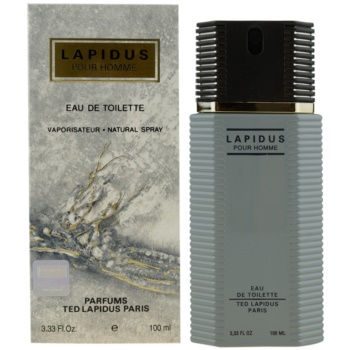 Fotografie Ted Lapidus Lapidus Pour Homme toaletní voda pro muže 100 ml