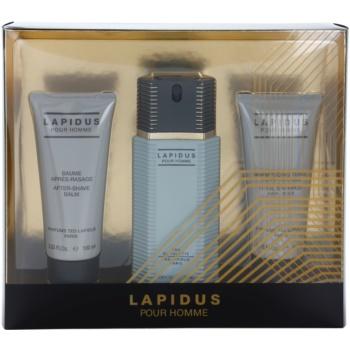 Ted Lapidus Lapidus Pour Homme Geschenksets