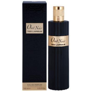 Ted Lapidus Oud Noir Eau de Parfum unisex