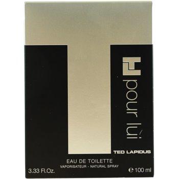 Ted Lapidus TL Pour Lui Eau de Toilette für Herren 3