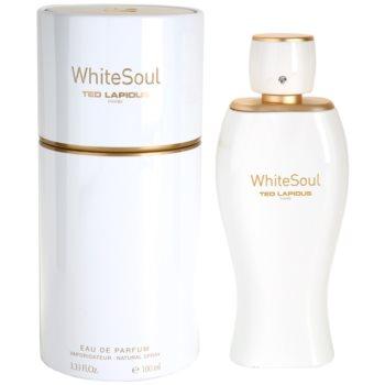 Ted Lapidus White Soul Eau de Parfum pentru femei