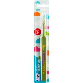 TePe Kids periuta de dinti pentru copii foarte moale