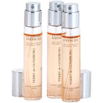 Terry de Gunzburg Lumiere d'Epices parfumska voda za ženske  (3x polnilo z razpršilcem) 3