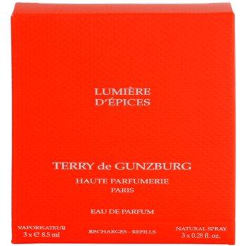 Terry de Gunzburg Lumiere d'Epices parfumska voda za ženske  (3x polnilo z razpršilcem) 4
