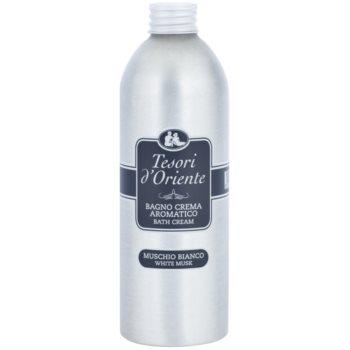 Tesori d'Oriente White Musk produse pentru baie pentru femei imagine produs