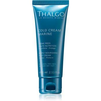 Thalgo Cold Cream Marine crema intensa pentru picioare imagine produs