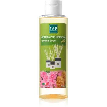 THD Ricarica Vervein & Ginger reumplere în aroma difuzoarelor
