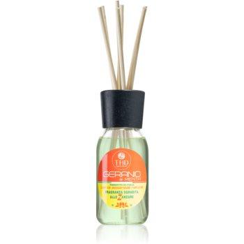 THD Home Fragrances Geranio e Menta aroma difuzor cu rezervã