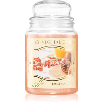 THD Vegetal Goji E Maracuja lumânare parfumată