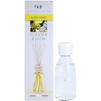THD Diffusore THD Sweet Vanilla aroma difuzor cu rezervã