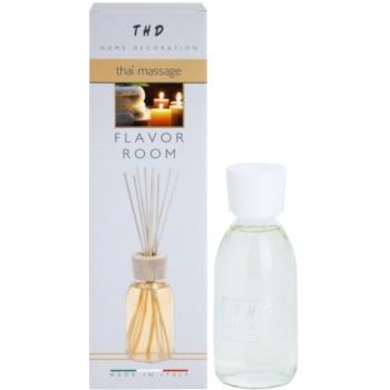THD Diffusore THD Thai Massage aroma difuzor cu rezervã