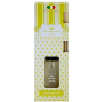 THD Home Fragrances Lemongrass aroma difusor com recarga 2