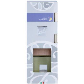 THD Unico Prestige Lavanda e Camomilla aромадиффузор з наповненням 2