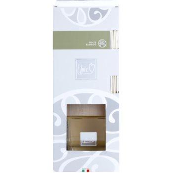 THD Unico Prestige White Bamboo Aroma Diffuser mit Nachfüllung 2