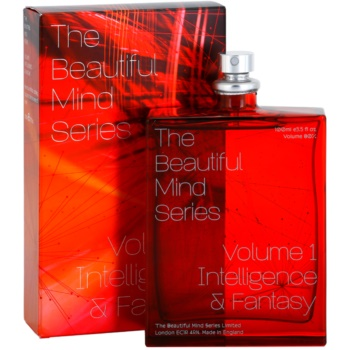 The Beautiful Mind Series Intelligence & Fantasy Eau de Toilette pentru femei 1