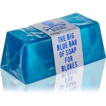 The Bluebeards Revenge Big Blue Bar of Soap for Blokes sãpun solid pentru barbati imagine produs