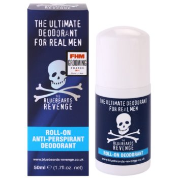 The Bluebeards Revenge Fragrances & Body Sprays roll-on antibacteriano 3