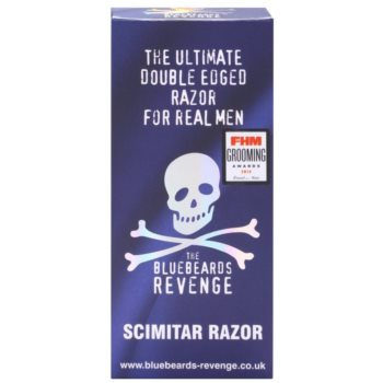 The Bluebeards Revenge Razors & Blades lâmina de dois gumes 3