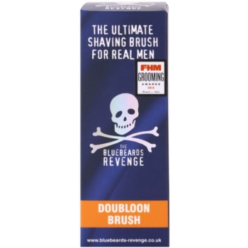 The Bluebeards Revenge Shaving Brushes Doubloon Brush Pamatuf pentru barbierit 3