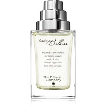 The Different Company Sublime Balkiss Eau de Parfum reincarcabil pentru femei imagine