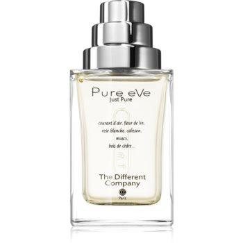 The Different Company Pure eVe Eau de Parfum reincarcabil pentru femei